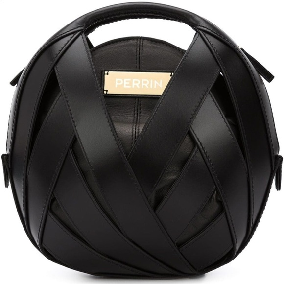 726f9338d24 Perrin Paris Bags | 2 In 1 Purse Clutch Leather Set | Poshmark